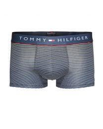 Tommy Hilfiger heren microfiber lowrise Trunk Degrade blauw